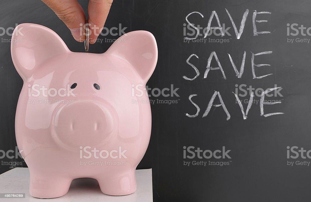 Save Save Save stock photo