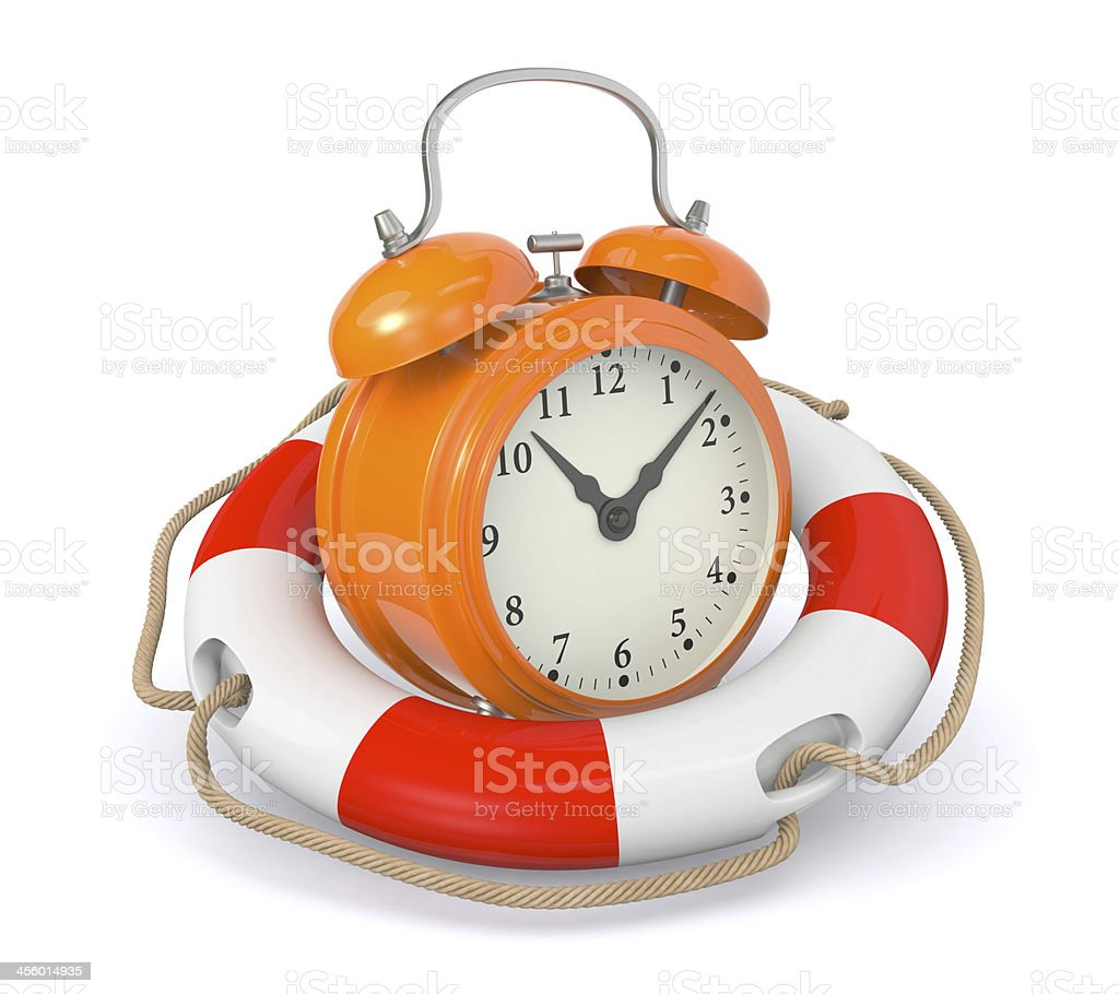save time stock photo