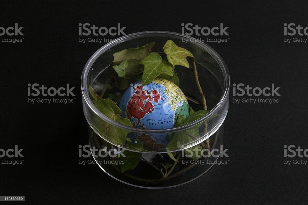 Save your planet royalty-free stock photo
