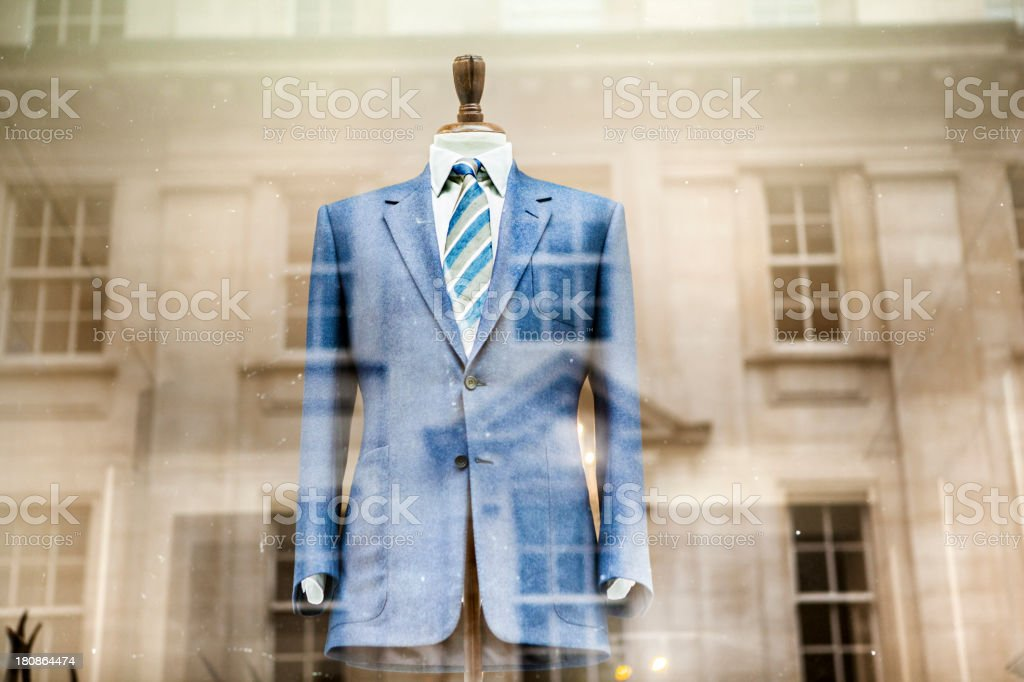 Savile Row stock photo