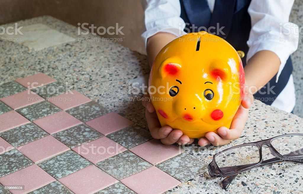 Sparangebot für Bildung Lizenzfreies stock-foto