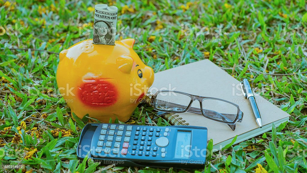 Speichern Sie für Pensionierung Lizenzfreies stock-foto
