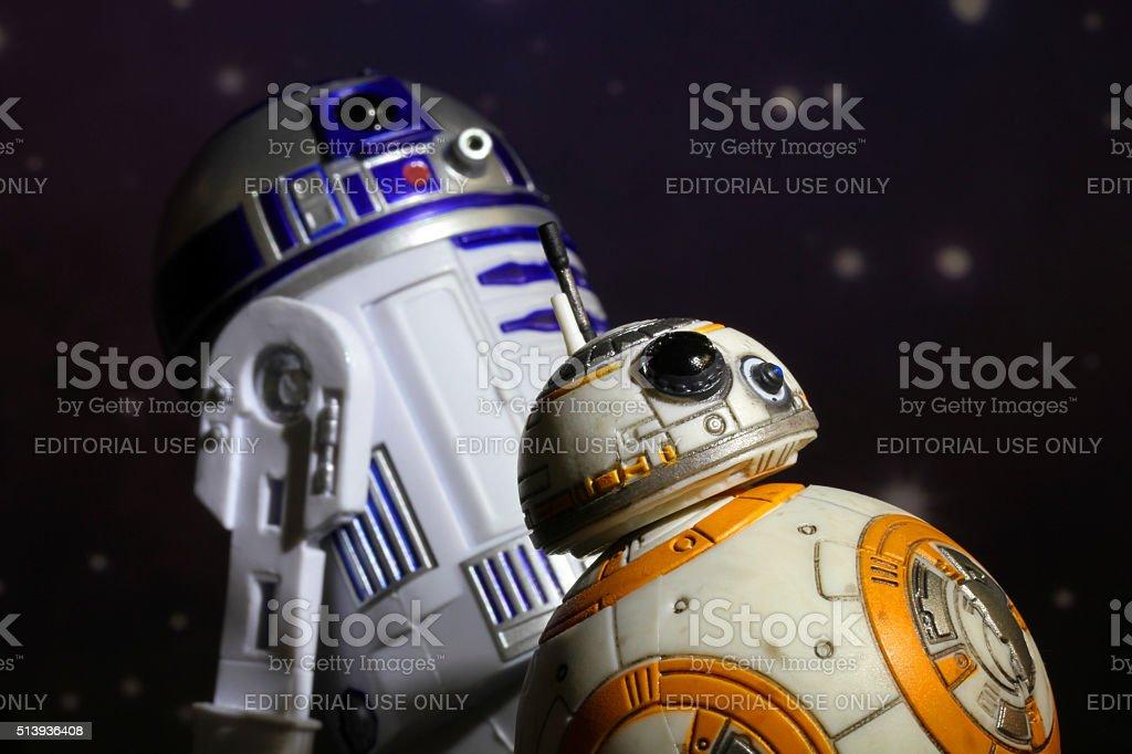 Saving the Galaxy stock photo