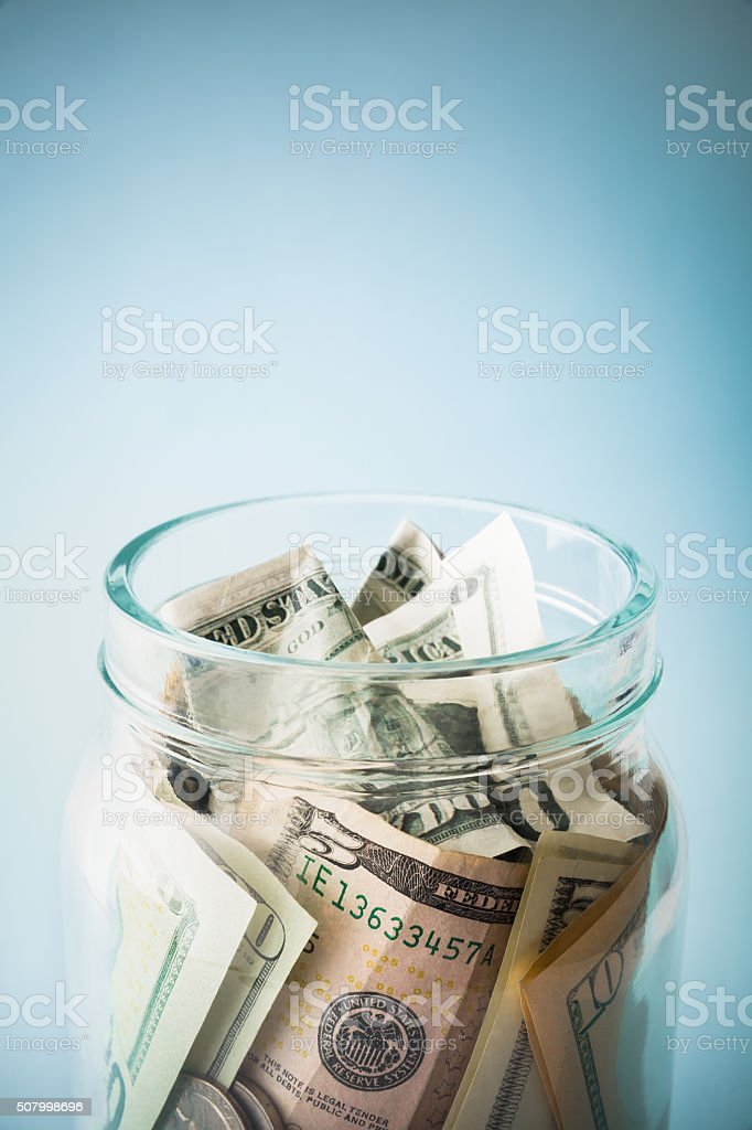 Savings stock photo