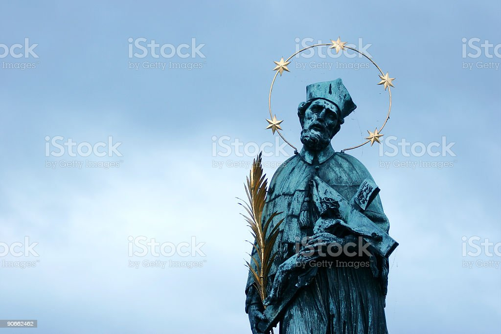 Saviour royalty-free stock photo