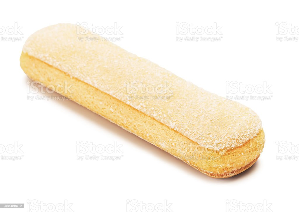 Savoiardi Cookie stock photo
