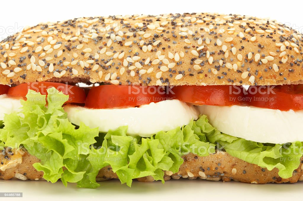 savory lunch royalty-free stock photo