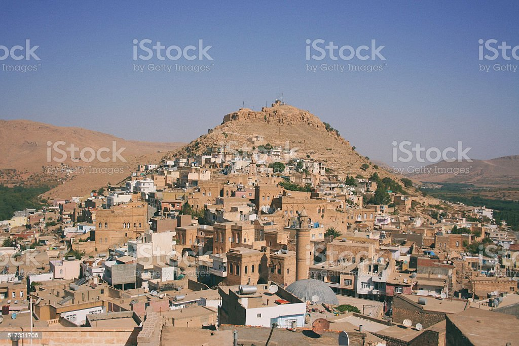 Savur, Mardin stock photo
