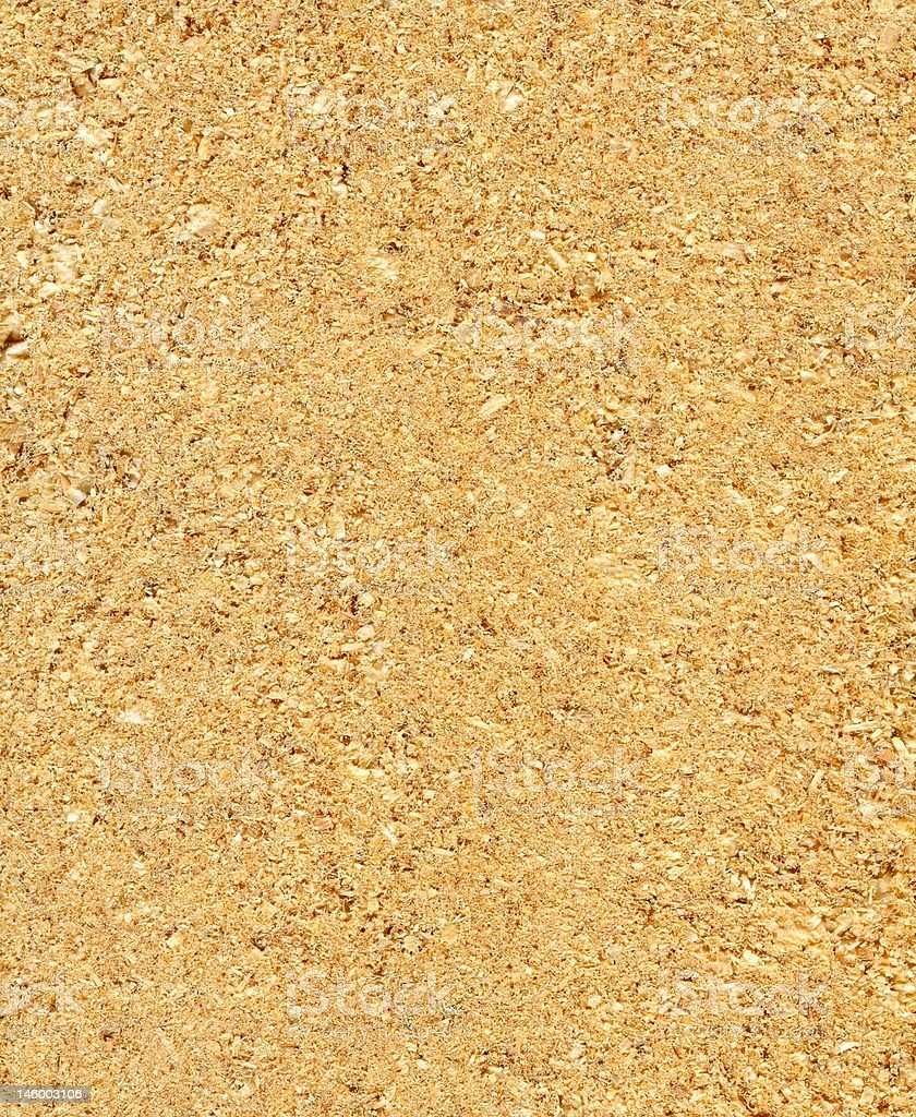 sawdust texture to background royalty-free stock photo