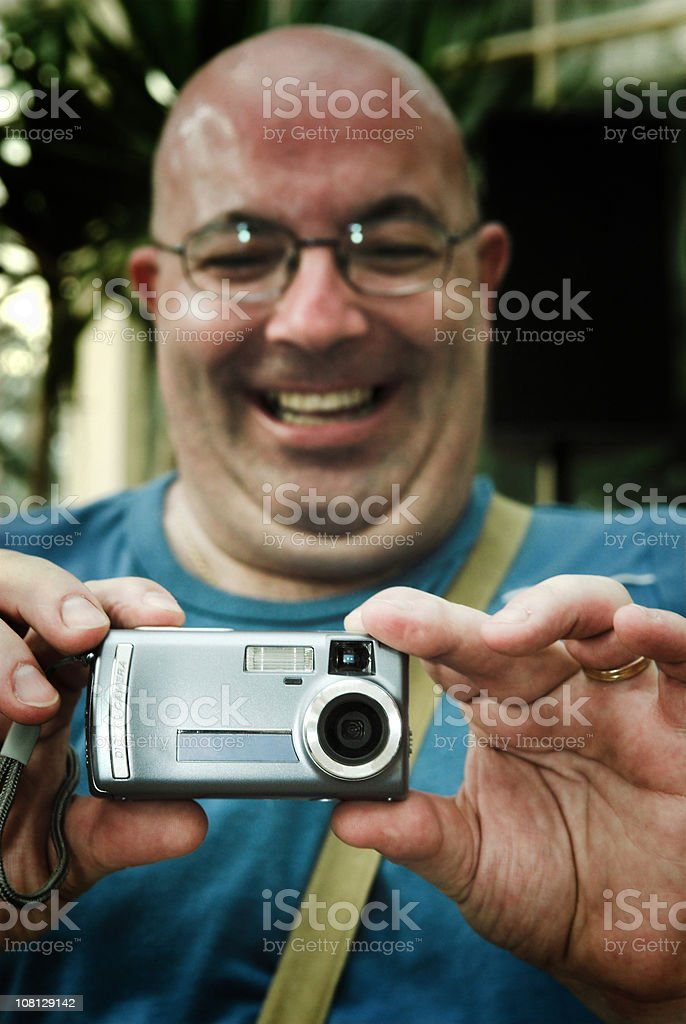 Say Cheese stock photo