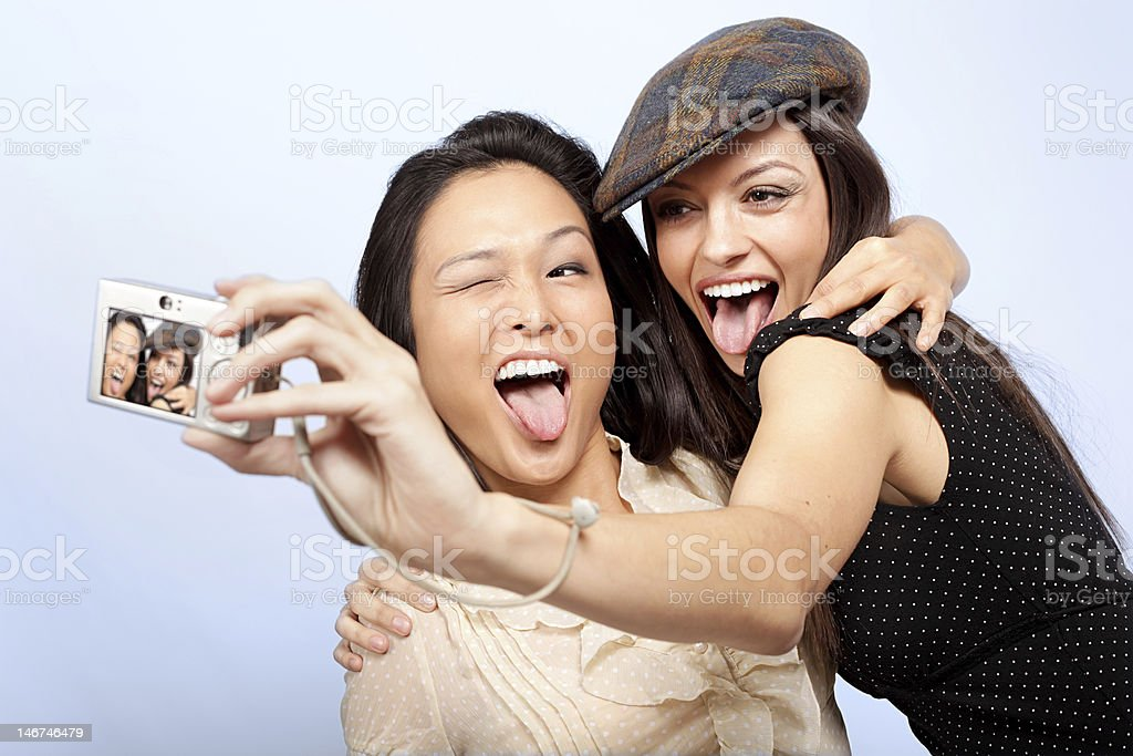 Say cheese! royalty-free stock photo