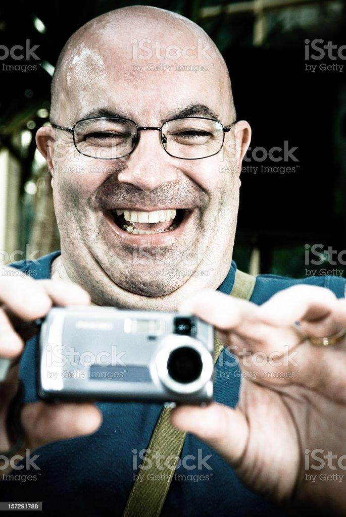 Say Cheese! stock photo