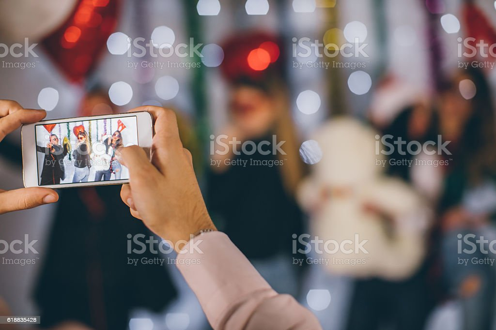 Say Cheese! stock photo