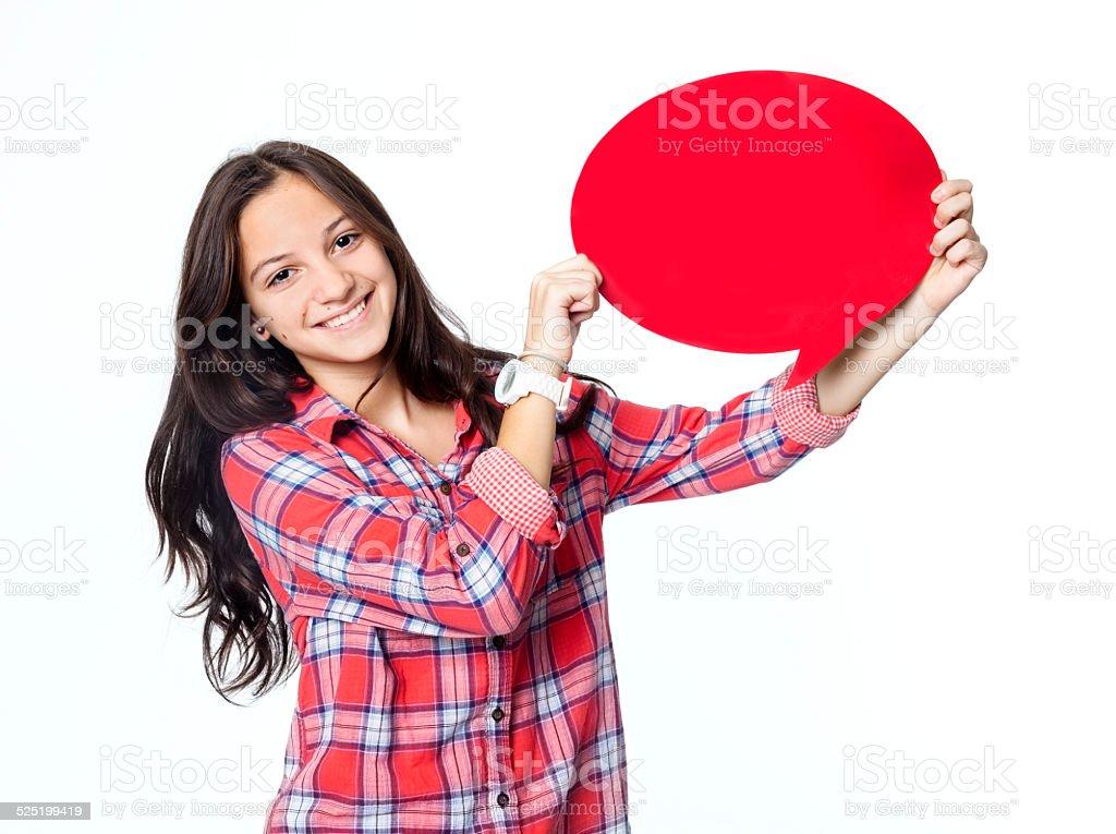 I say stock photo