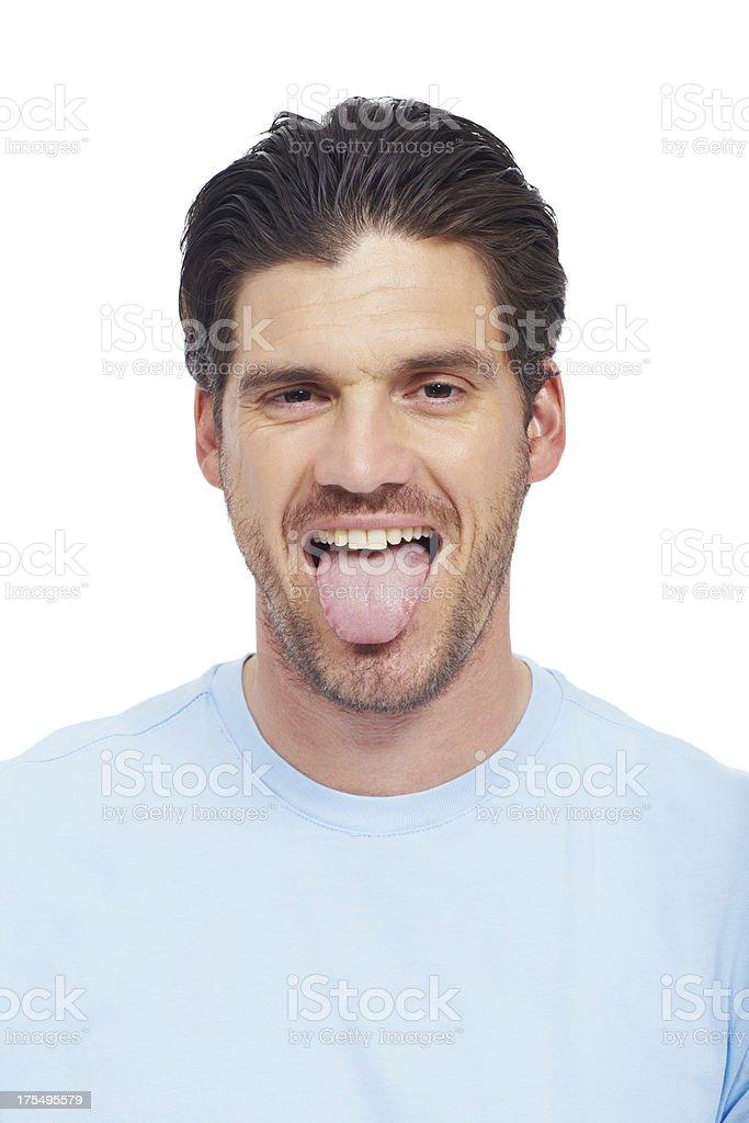 """Say """"ahhh"""" stock photo"""