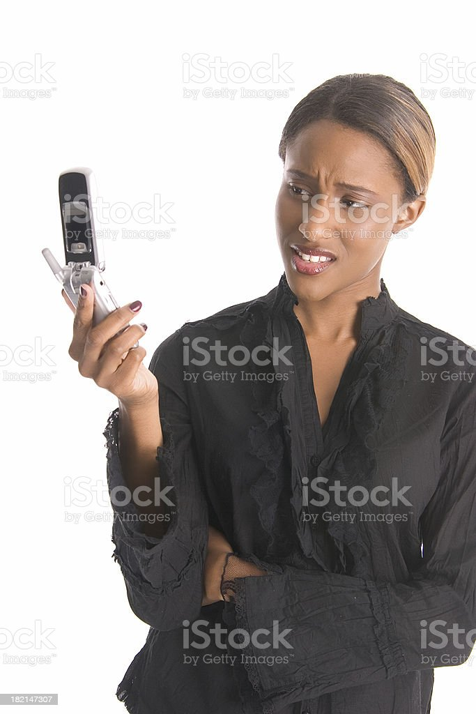 Say What stock photo
