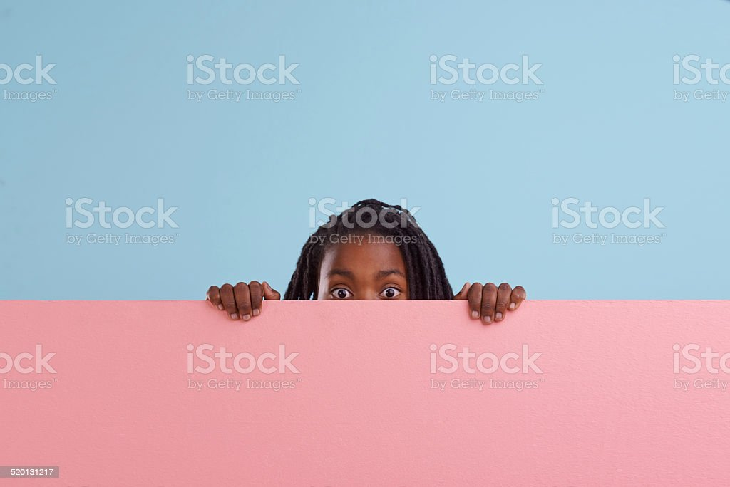 Say what?! stock photo