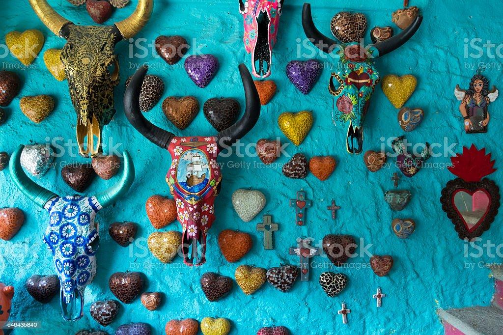 Sayulita Wall Art stock photo
