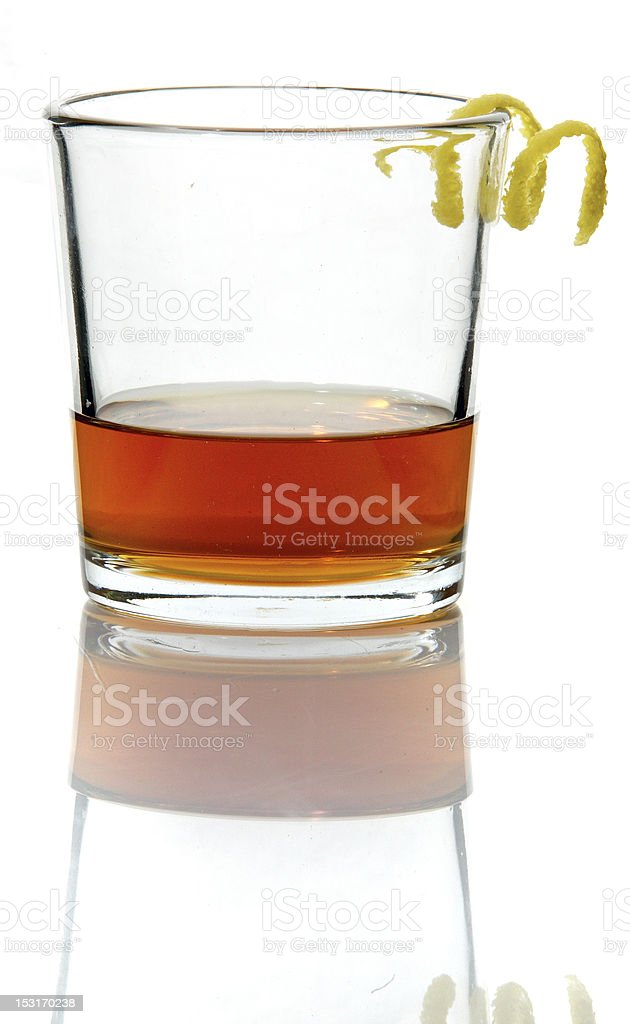 Sazerac stock photo