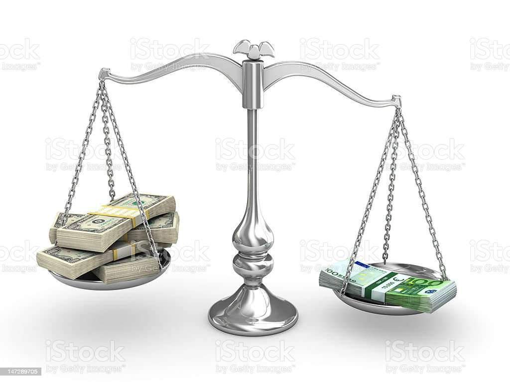 Scale Balance royalty-free stock photo