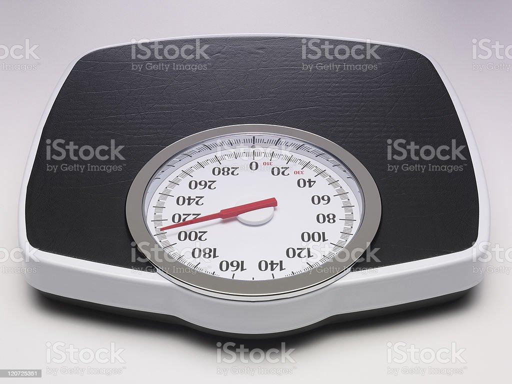Scale stock photo