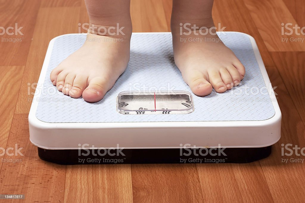 Scales stock photo