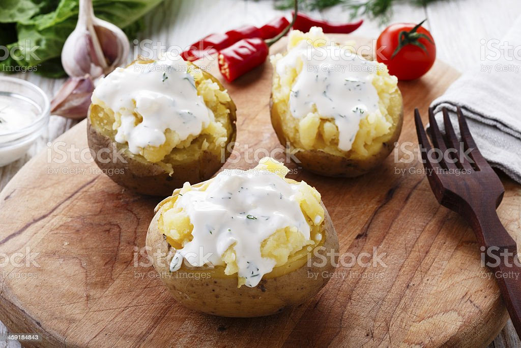 scalloped potatoes royalty-free stock photo