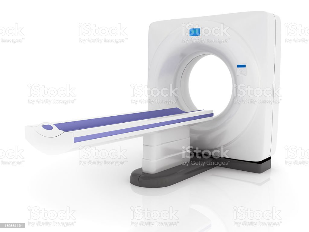 cat scan machine picture