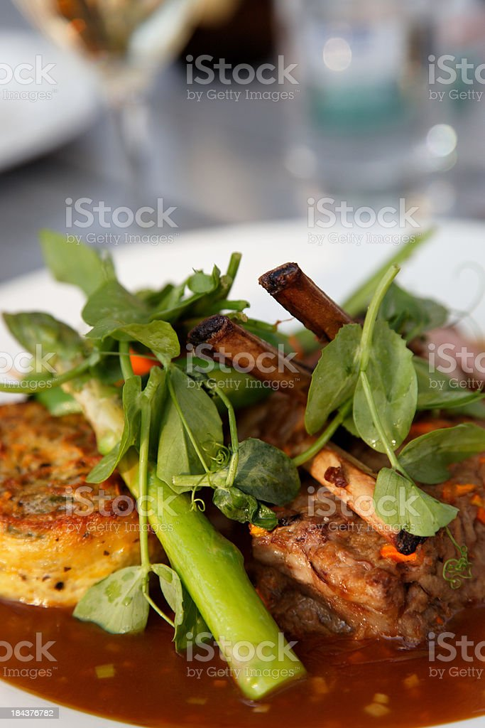 Scandinavian Food stock photo