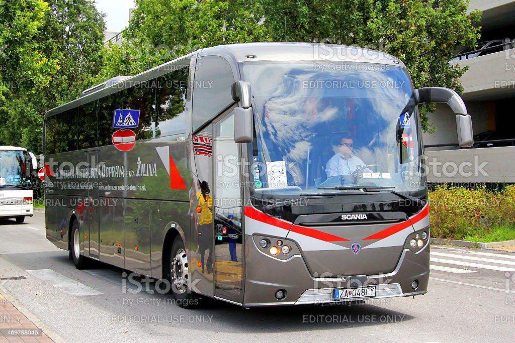 Scania OmniExpress 360 stock photo