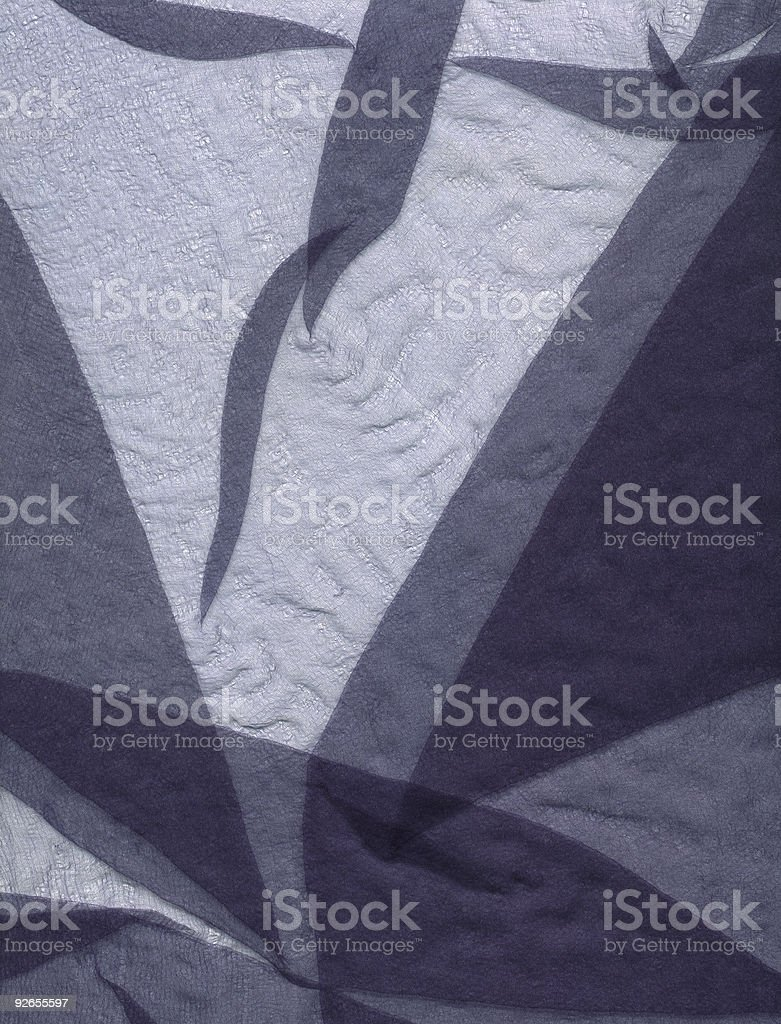 scanned gauze abstract royalty-free stock photo