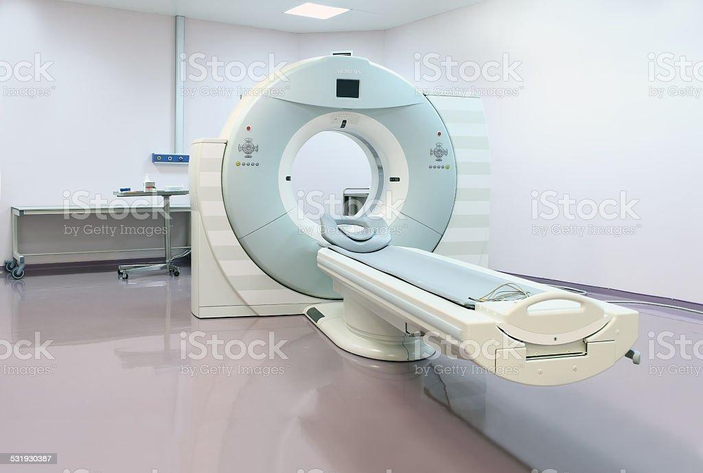 CT scanner. stock photo