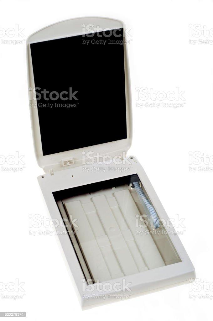Scanner stock photo