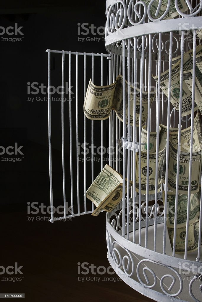 scaping royalty-free stock photo