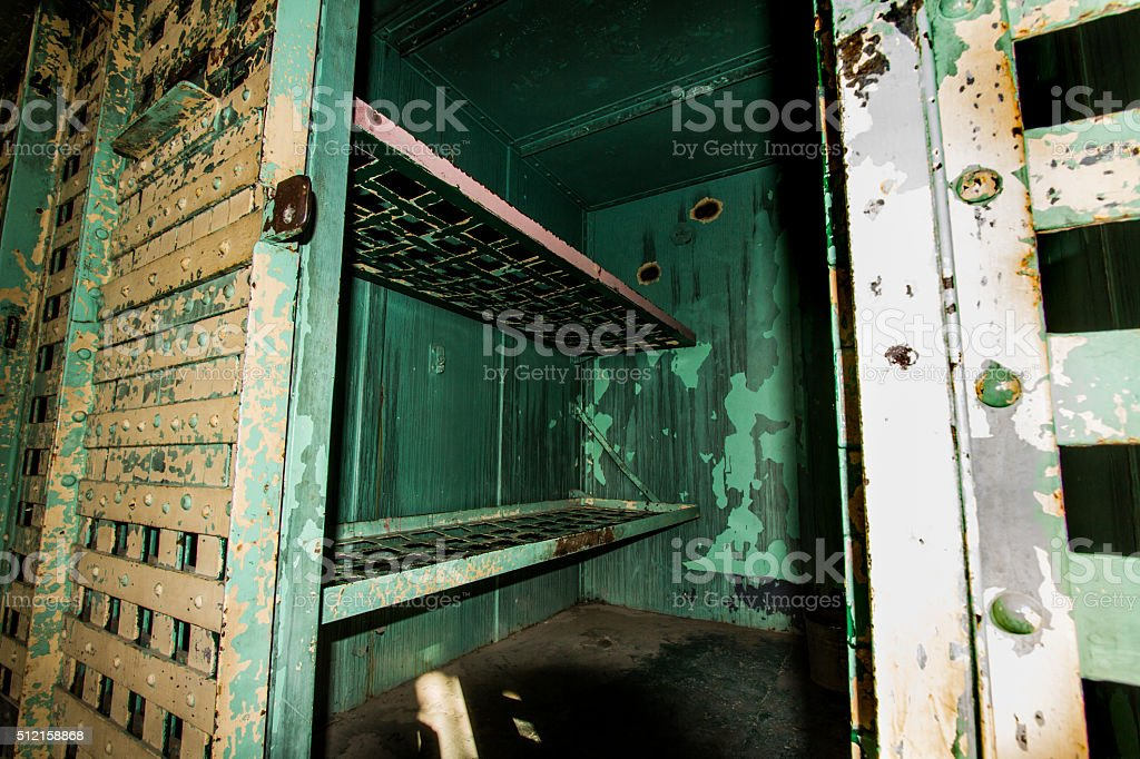 scary place to spend time stock photo