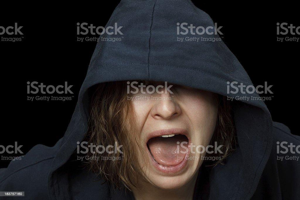 scary story royalty-free stock photo