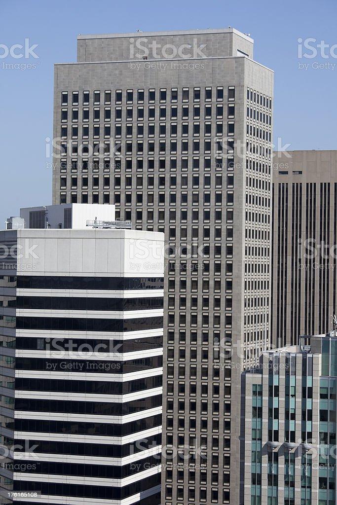 Scenes of San Francisco, California, USA royalty-free stock photo