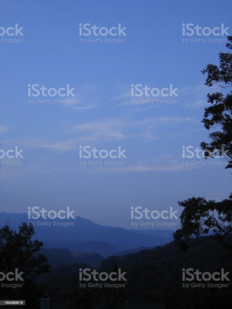 Scenic Background royalty-free stock photo