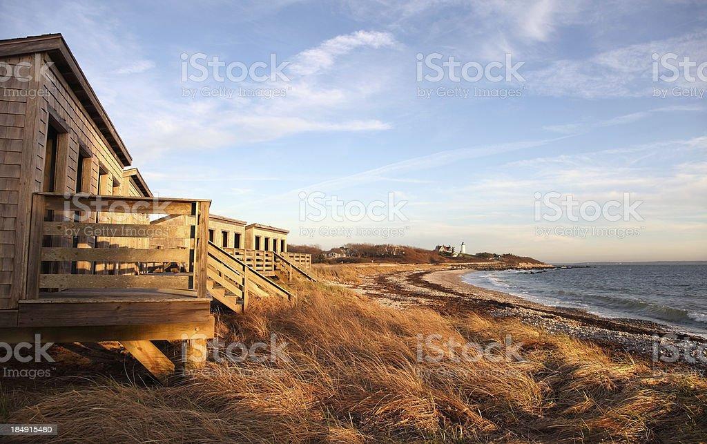 Scenic Beach royalty-free stock photo