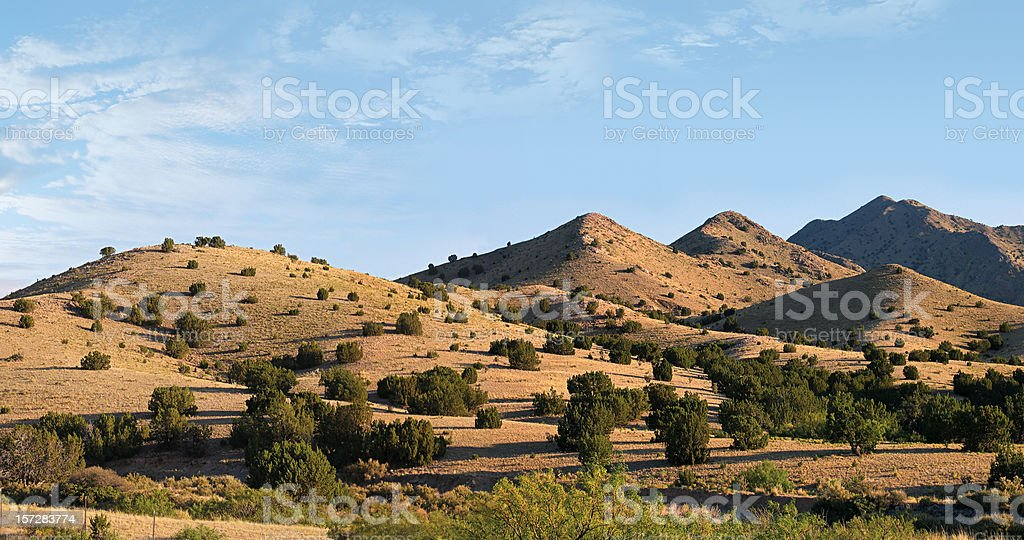Scenic New Mexico royalty-free stock photo