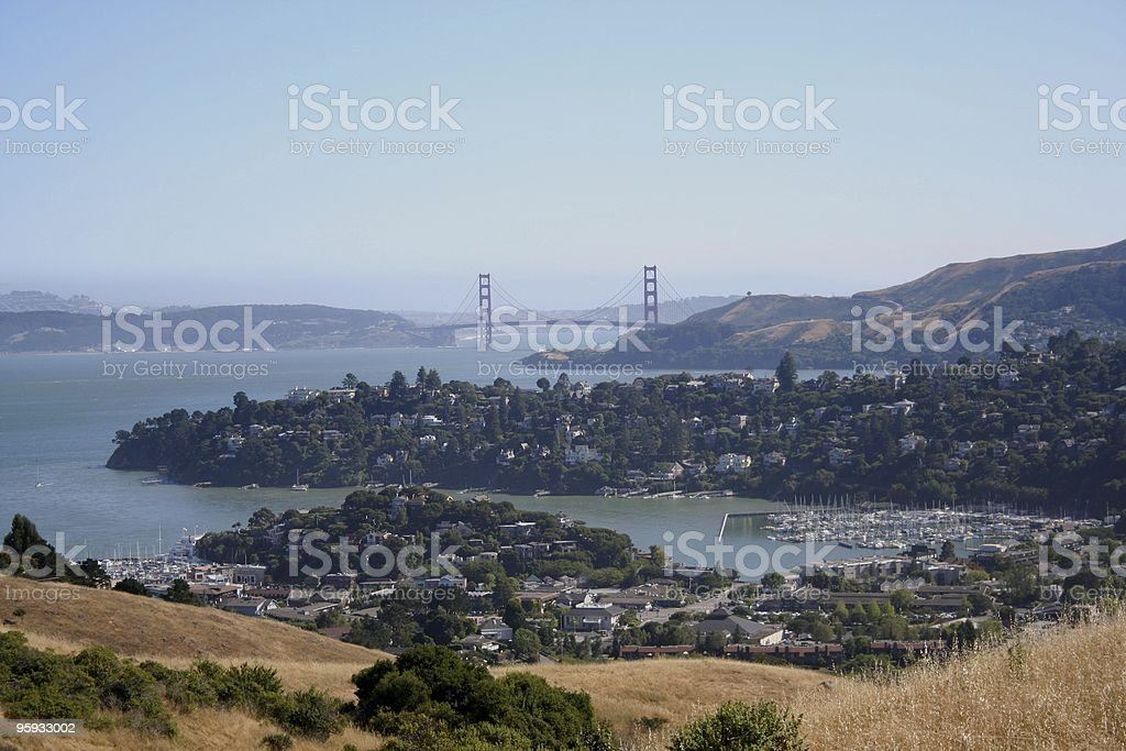 Scenic San Francisco royalty-free stock photo