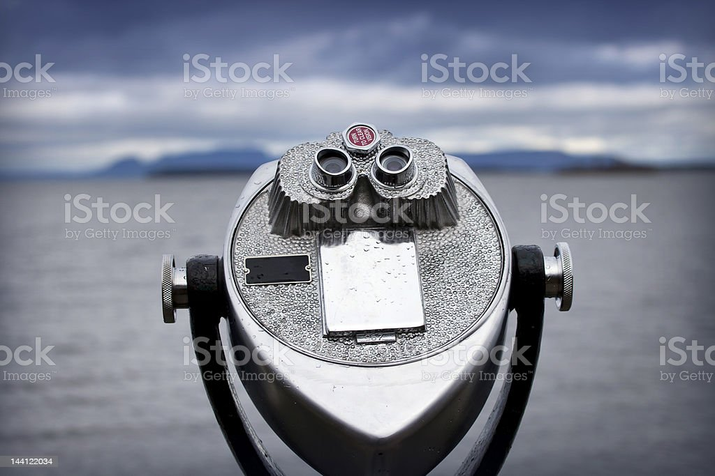 Scenic View stock photo