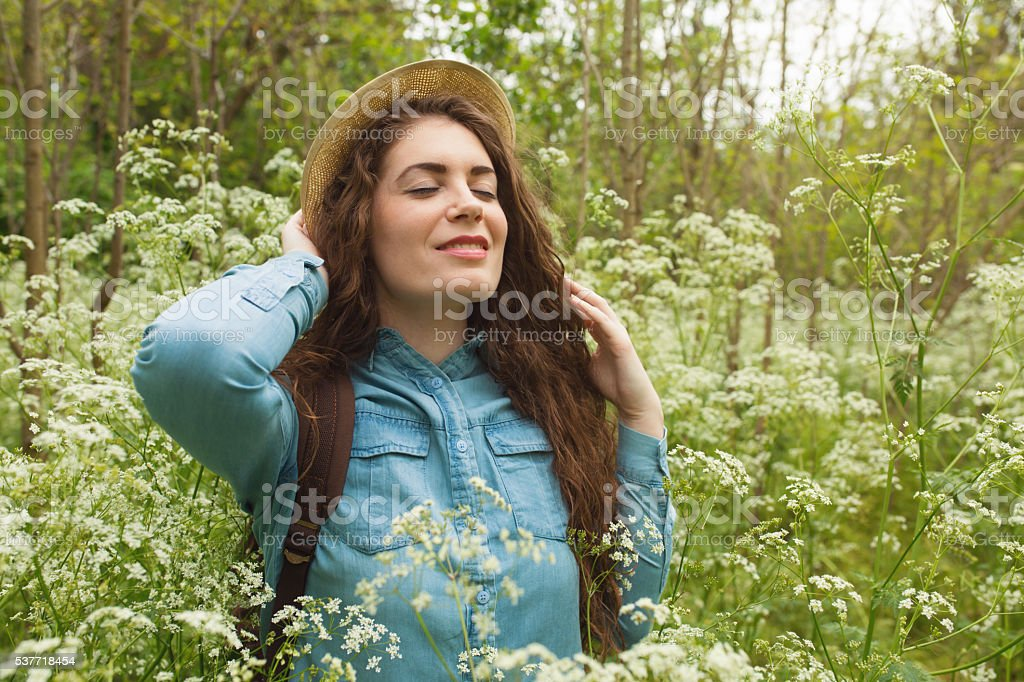 Scents Of Nature stock photo