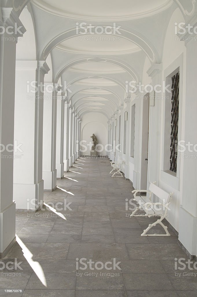 Schaezler Palace royalty-free stock photo