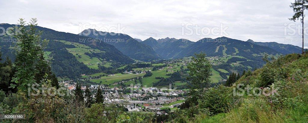 Schladming, Styria, Austria stock photo
