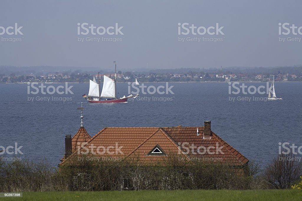 schleswig holstein stock photo