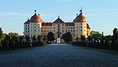 Schloss Moritzburg Baroque Castle