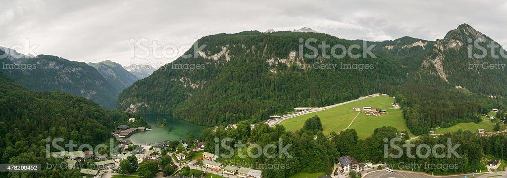 Schönau am Königssee, Bayern, Deutschland stock photo