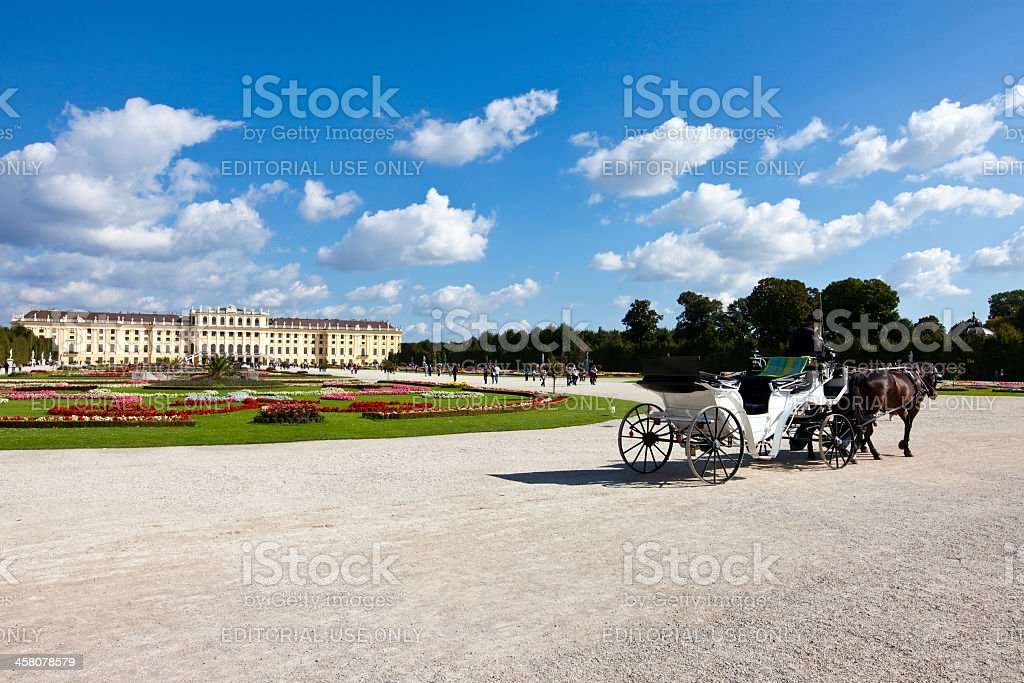 Sch?nbrunn / Schoenbrunn Palace vienna stock photo