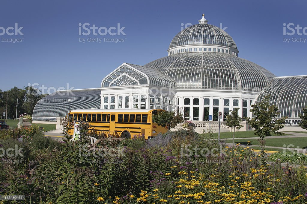 School Field Trip royalty-free stock photo